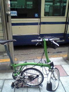 名古屋輪行旅行2