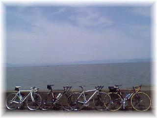 開店一周年サイクリング☆1