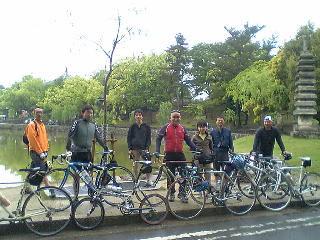 開店一周年サイクリング☆2