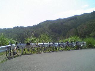 納車サイクリングへ