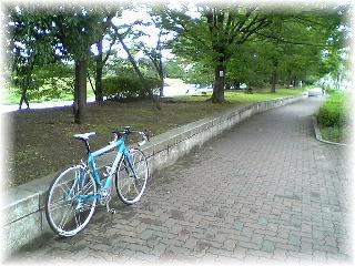 自転車で走る幸せ