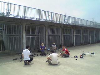 修理の講習会