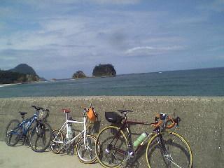 岬めぐりサイクリング
