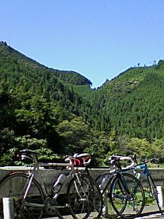 快晴サイクリング