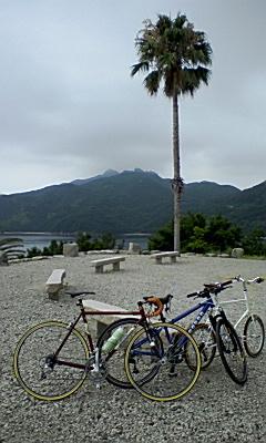 島一周サイクリング