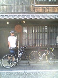 酒蔵サイクリング